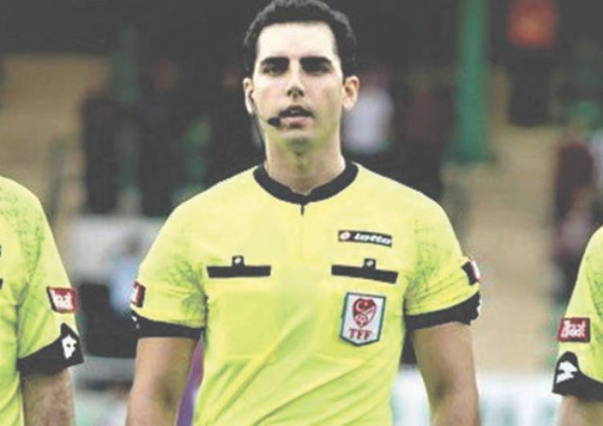 İşte Altınordu-Bursaspor maçı hakemi