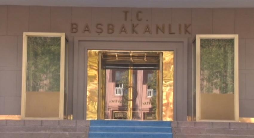 Tarihi Başbakanlık binası Adalet Bakanlığına tahsis edildi