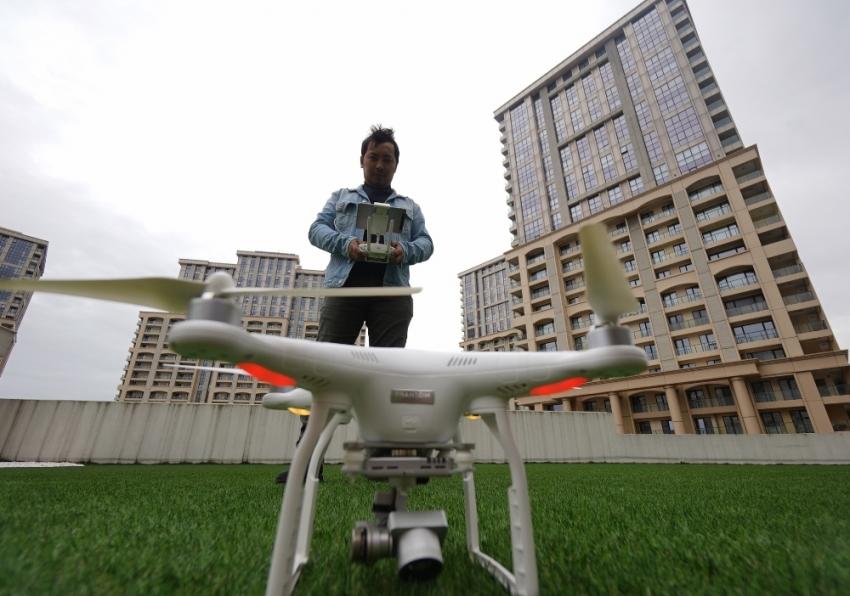 Dünyaca ünlü drone firmasının güvenlik açığını buldu