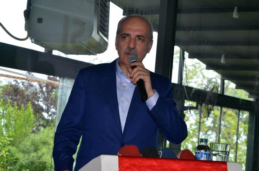 "Kurtulmuş: ""AK Parti'ye karşı kızgınlığın bedeli, CHP'nin..."""
