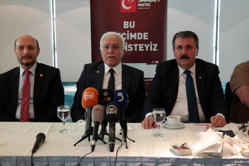 Kamalak ve Destici Bursa'da konuştu
