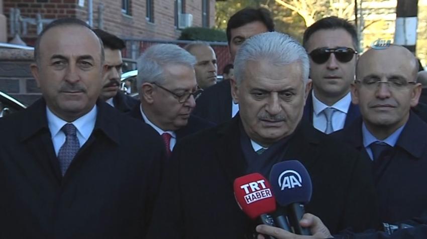 """""""FETÖ ve YPG konusunda beklentilerimizi ilettik"""""""