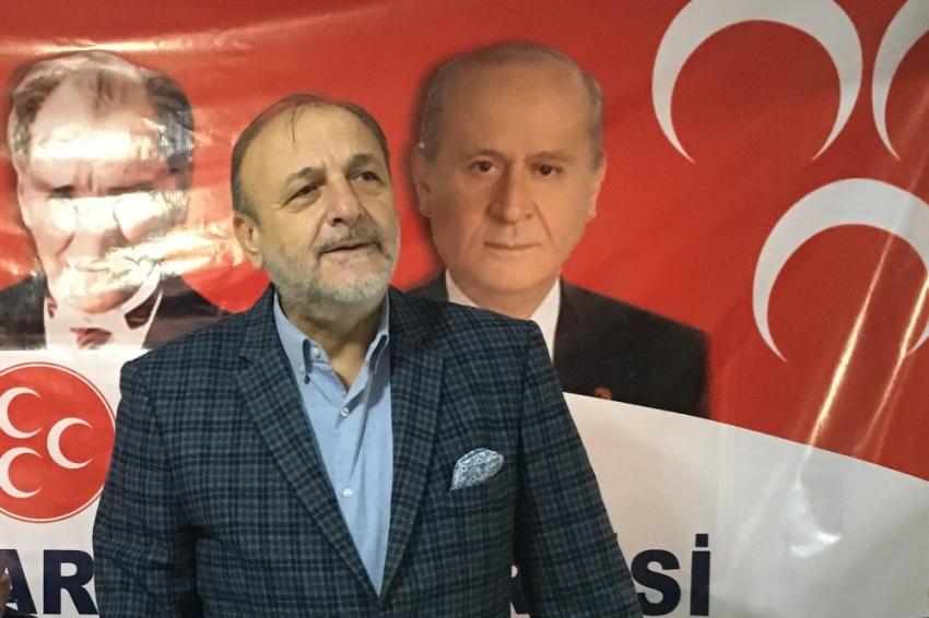 """""""Milletvekilliği görev ve temsilim sona ermiştir"""""""