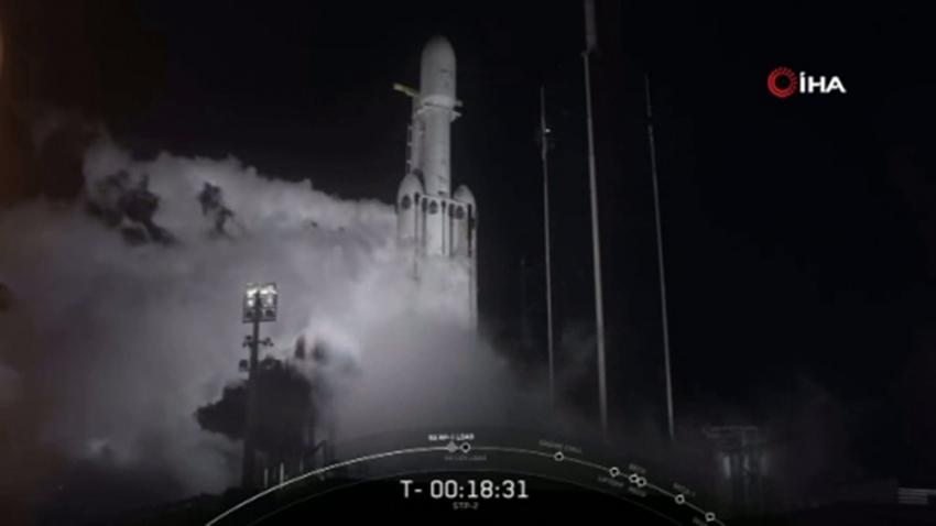 SpaceX roketi okyanusa çakıldı