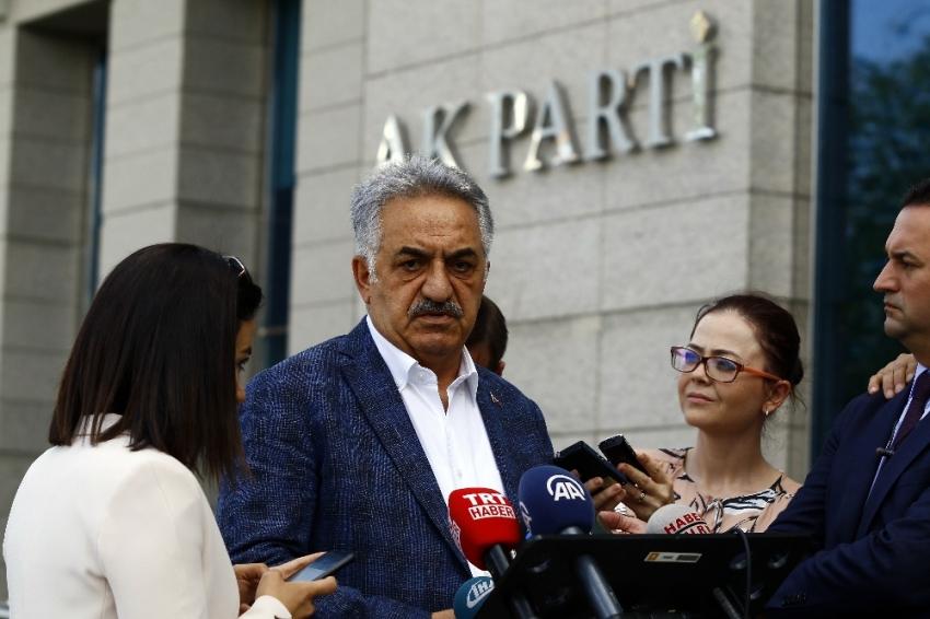 MHP'nin af teklifini değerlendirdi
