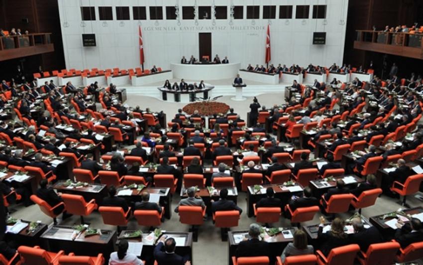 Gelir Vergisi Kanunu'nda değişiklik içeren kanun teklifi kabul edildi