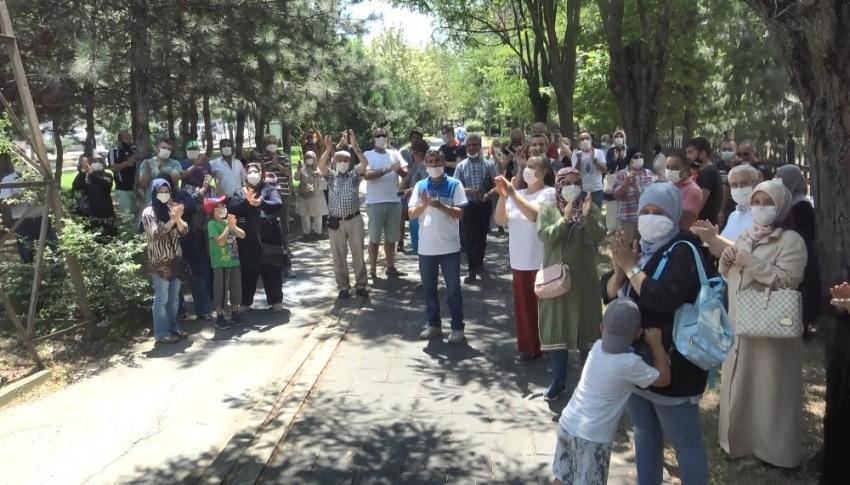 Bursa'da hak sahipleri isyan etti