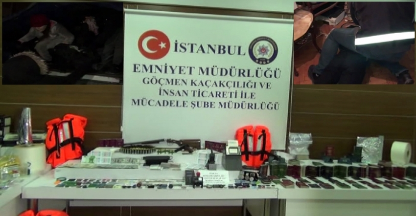 Uluslararası suç örgütüne dev operasyon: 26 tutuklama