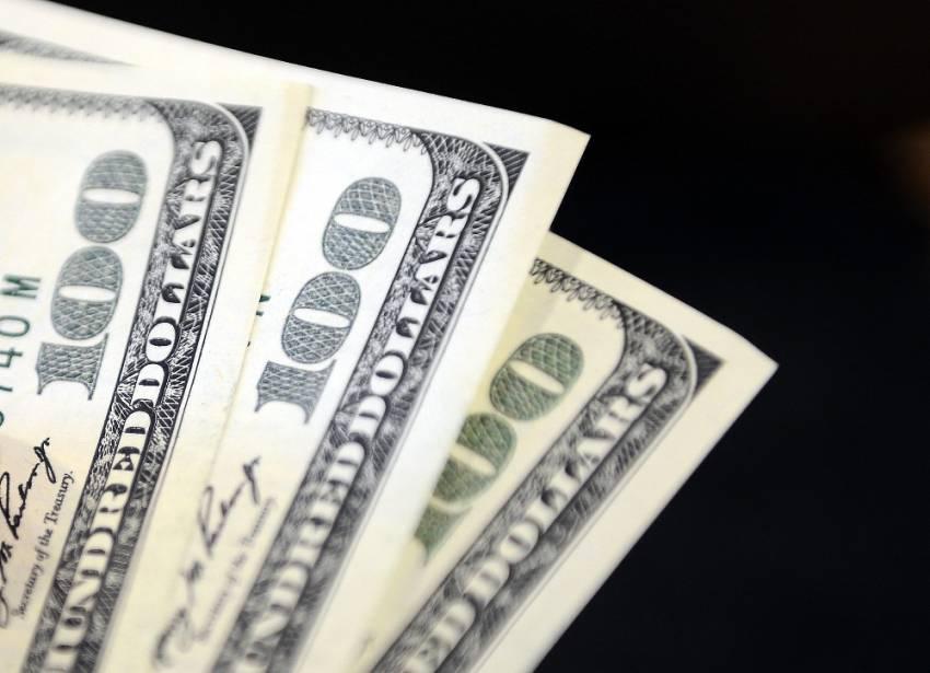 Dolar 3,41'in de altında