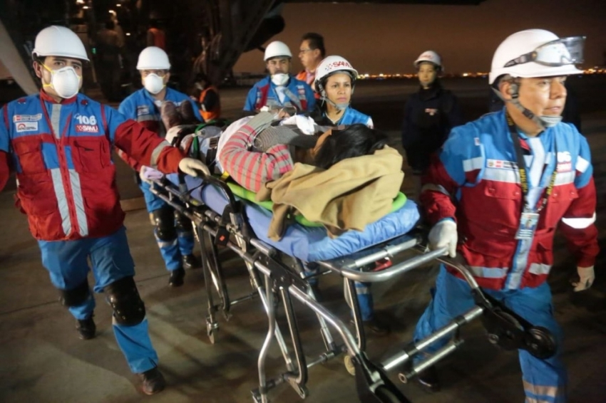 Peru'da cenaze merasiminde zehirlenme: 10 ölü