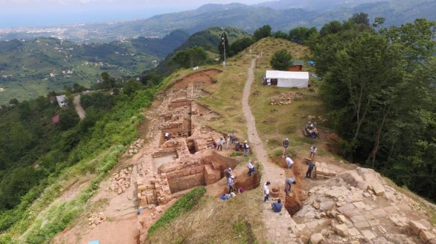 2300 yıllık Kurul Kalesi UNESCO'ya aday