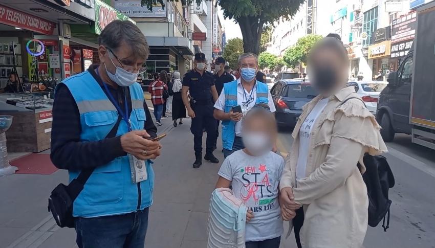 Liseli kız, fatura yatırmak için karantinayı deldi: Ailesine 4 bin 50 lira para cezası yazıldı