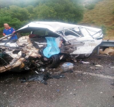 Korkunç kaza: Ölü ve yaralılar var