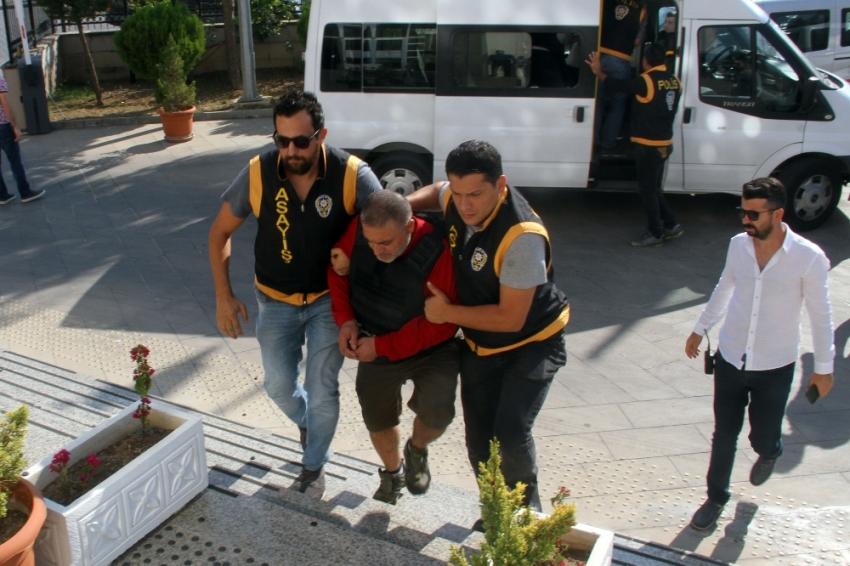 Kan davası cinayeti zanlıları baba-oğul tutuklandı