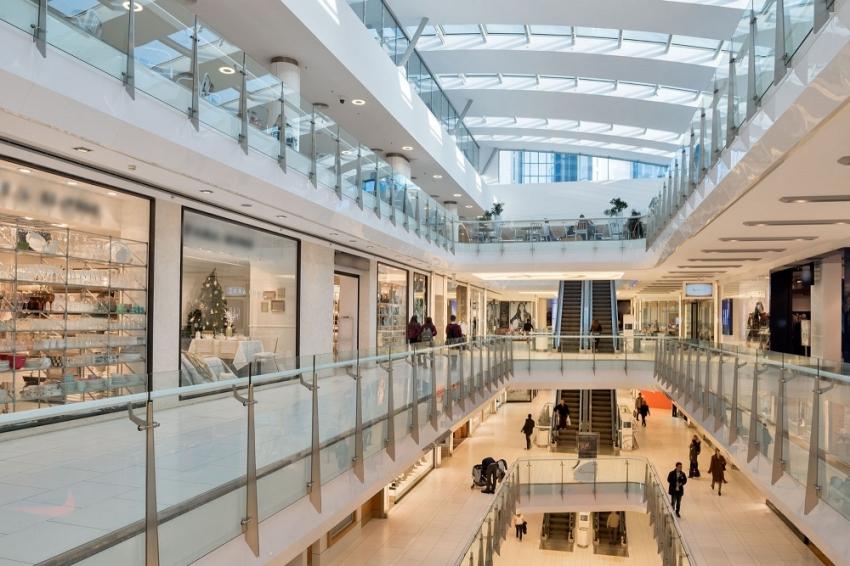 AVM pazarında Avrupa'nın en hızlı büyüyeni Türkiye