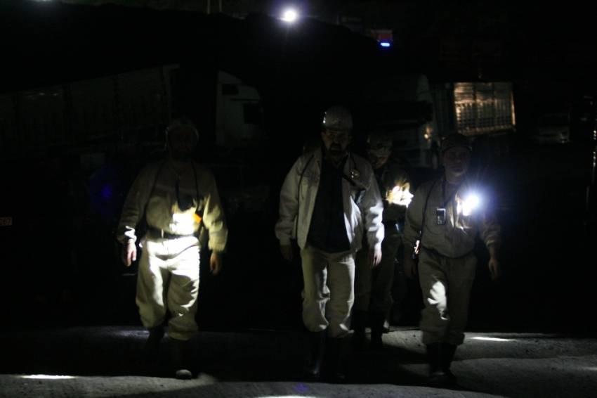 Maden ocağında iş kazası