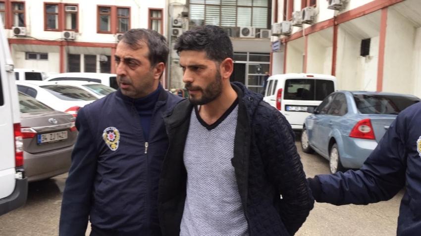Mersin'de vahşet: Onu okuldan dönen oğlu buldu