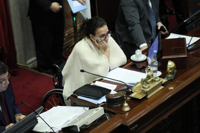 Arjantin Senatosundan kürtaj yasasına ret