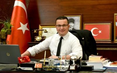 Mustafakemalpaşa Belediyesi'nden esnafa destek