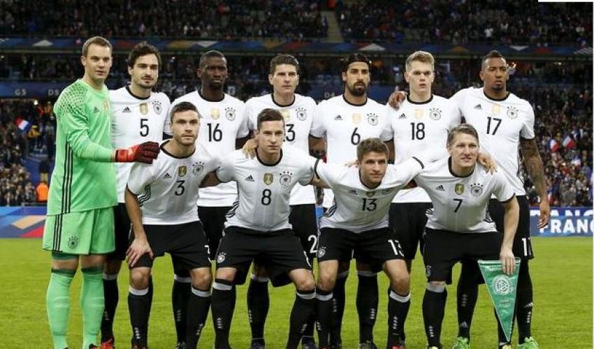 2018 Dünya Kupası'na katılacak ülkeler