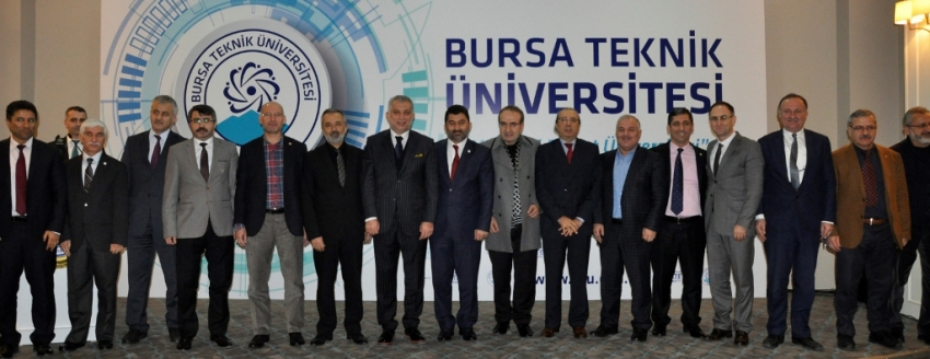 BTÜ'de 'Kaos'tan Ne Çıkar' konulu konferans