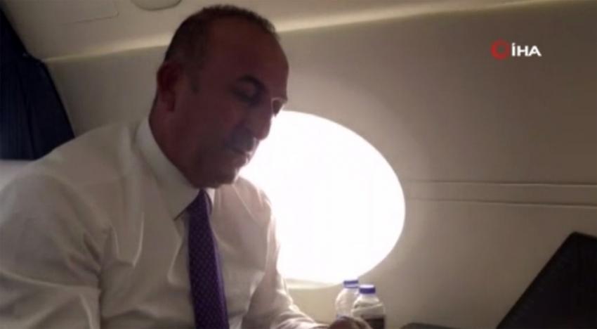 Uçakta Neşet Ertaş dinleyerek çalıştı