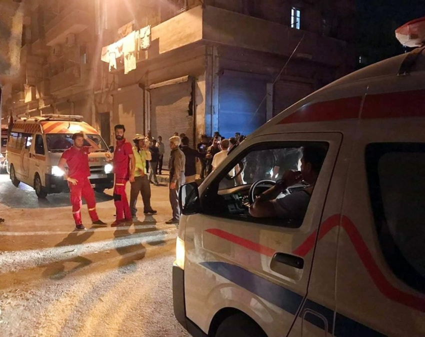 4'ü çocuk 9 Filistinli hayatını kaybetti
