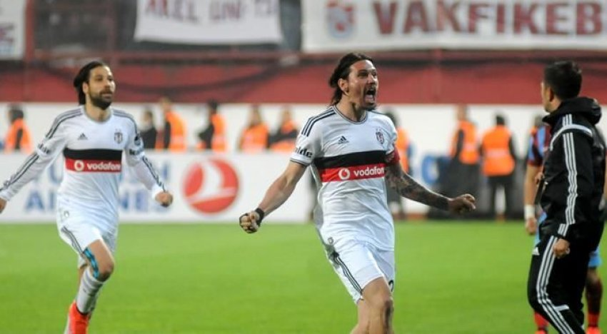 Beşiktaş zirveye uçtu