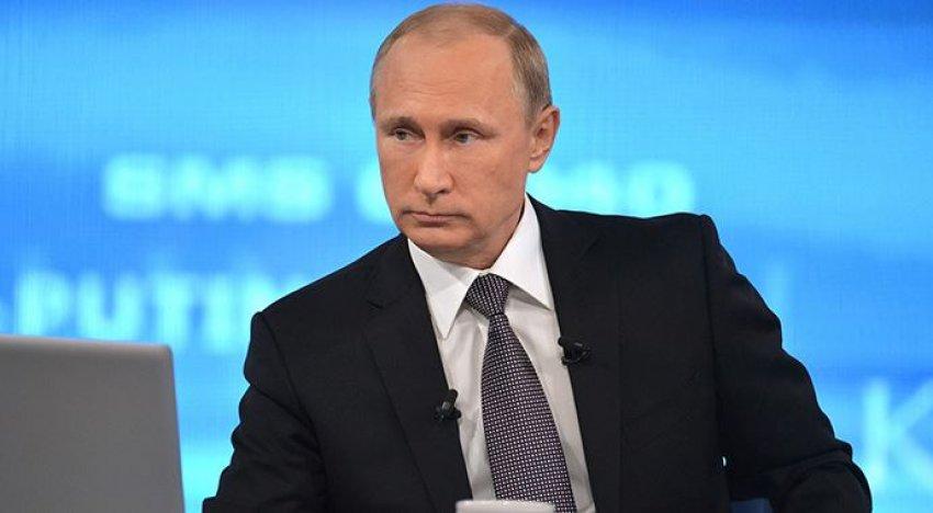 Putin tüm dengeleri değiştirecek imzayı attı!