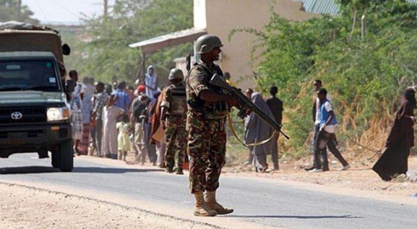 Kenya'da silahlı saldırı!