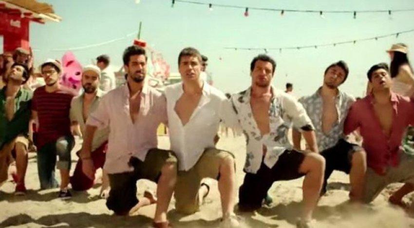 Özcan Deniz'in dansı trend topic oldu