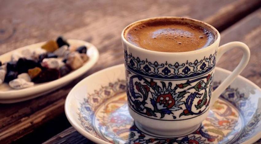 Türk kahvesine 'Üstün Lezzet' ödülü