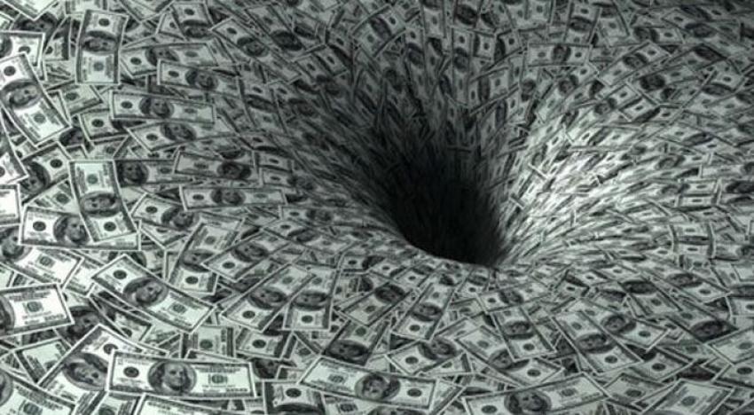 2.9 milyar dolarlık gizemli para!