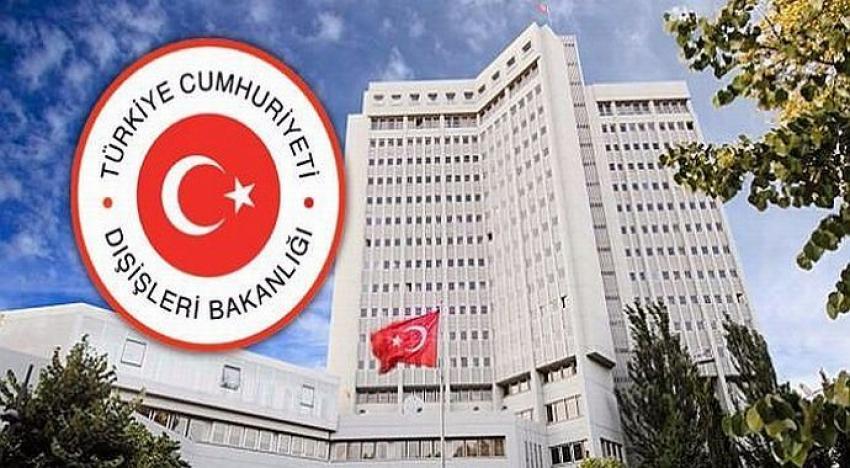 """Türkiye'den tepki: """"Hayretle karşıladık"""""""