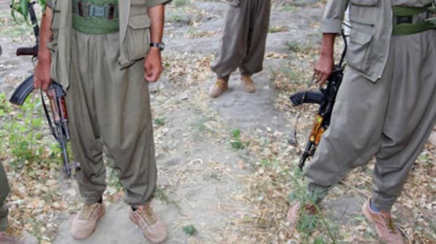 PKK'lılar baraj şantiyesini bastı