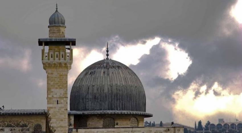 Filistinlilerin Mescid-i Aksa'ya gitmesi yasaklandı