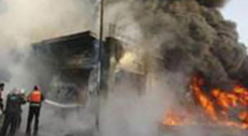 Azerbaycan'da patlama: 2 ölü