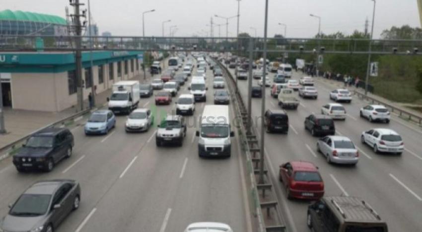Bursa trafiğine 15 Temmuz ayarı