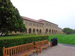 Stanford Üniversitesi Yürüyerek Tur