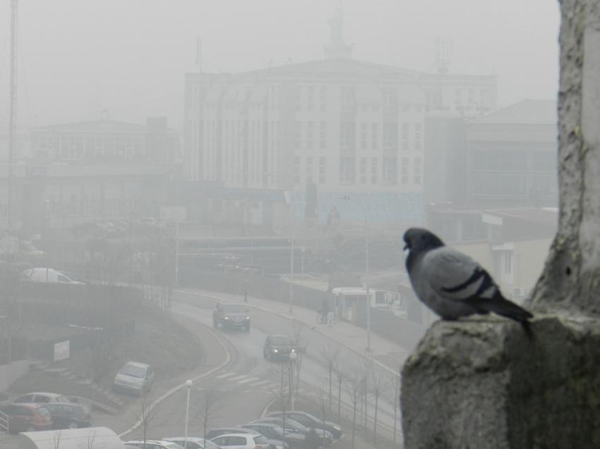 Hava kirliliği ürkütücü boyutta