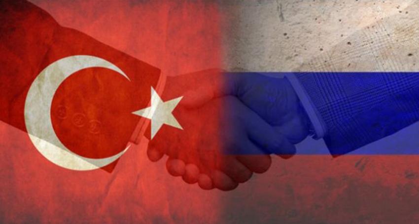 Türkiye ile Rusya arasında kritik toplantı