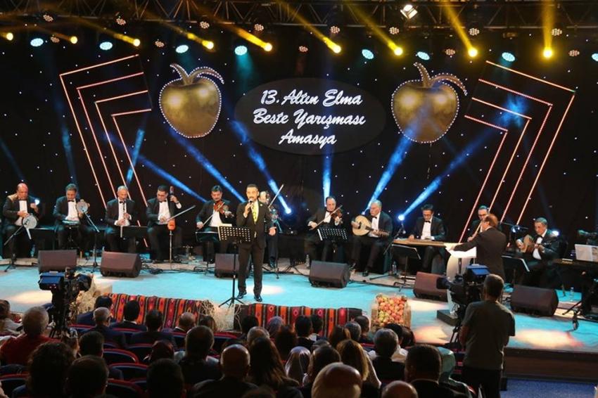 13. 'Altın Elma'nın finali yapıldı