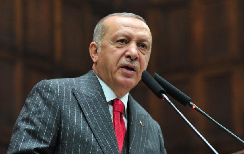 Cumhurbaşkanı Erdoğan'dan Erzurum Kongresi mesajı