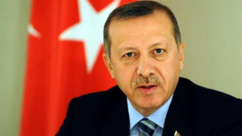 Erdoğan'dan kutlama mesajı