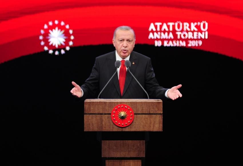 Cumhurbaşkanı Erdoğan'dan Osmanlı iddialarına sert yanıt