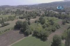74 yaşındaki yaşlı adam drone ile aranıyor