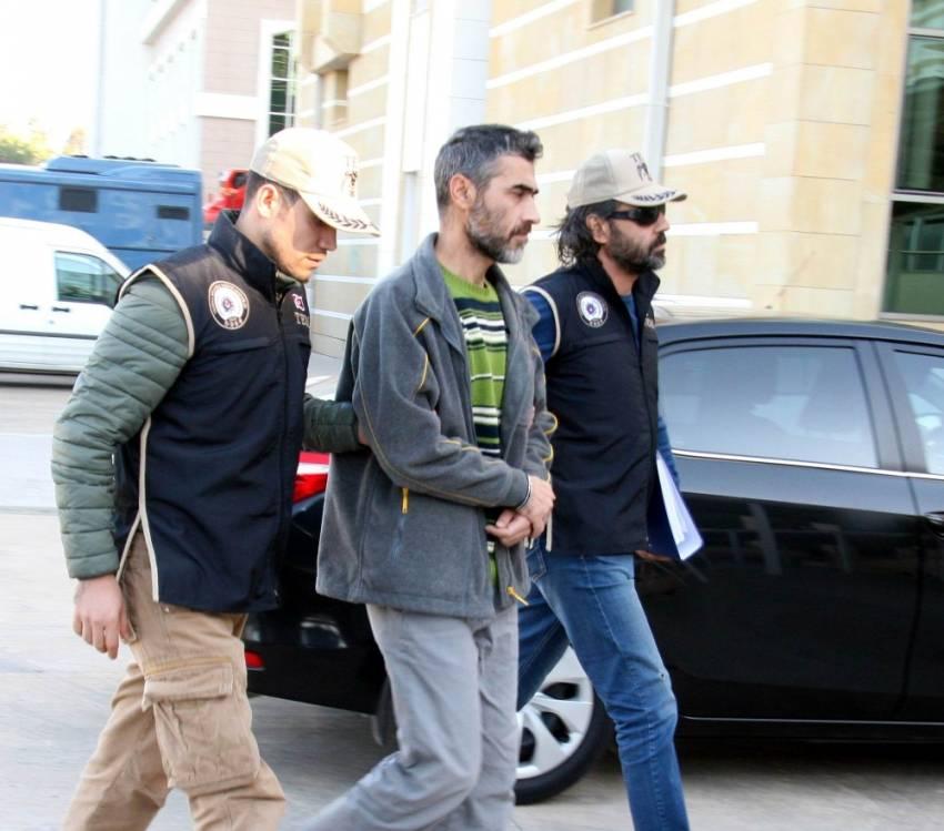 FETÖ'nün Antalya emniyet imamı tutuklandı