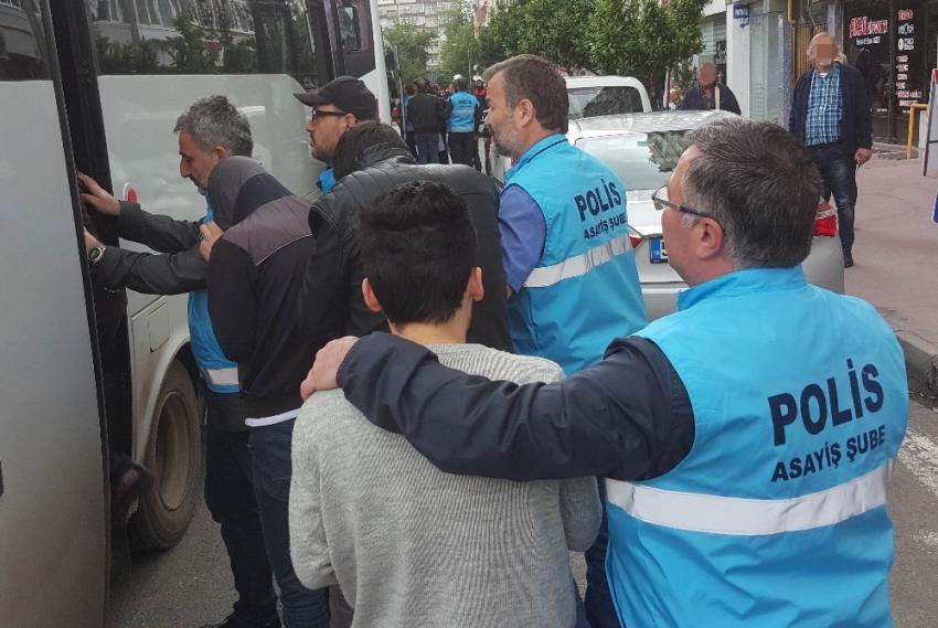 Türkiye'nin en büyük fuhuş operasyonuna 18 tutuklama
