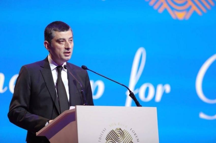 Gürcistan Başbakanı Gakharia Türkiye'ye geliyor