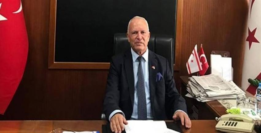 """KKTC Cumhuriyet Meclisi Başkan Yardımcısı Töre: """"Rum zihniyetiyle siyasi eşitlik düzeyinde bir anlaşmaya varmamız mümkün değil"""""""